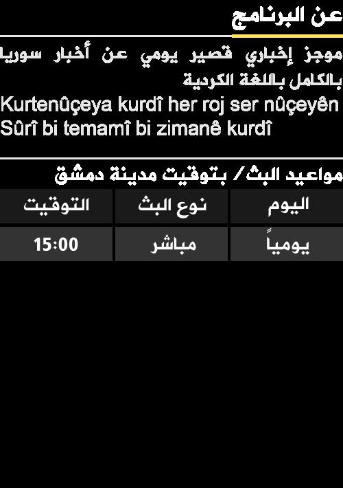 الموجز الكردي