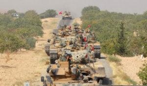 لليوم الثالث الجيش الحر يسيطر على مواقع استراتيجية ضمن عملية غصن الزيتون