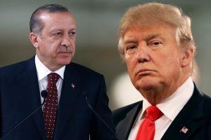 أردوغان وترامب يؤكدان أهمية تطبيق خارطة الطريق في منبج