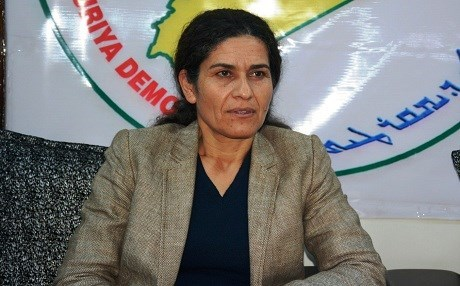 رئيسة مجلس سوريا الديمقراطي: يمكن أن نكون جزءاً من جيش الأسد