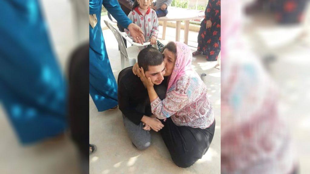 إطلاق سراح معتقلين في ريف عفرين