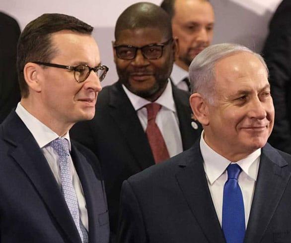 خلاف دبلوماسي يلغي قمة بين إسرائيل وبولندا