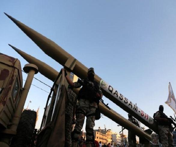 حركة حماس تطور ترسانة أسلحة ضخمة