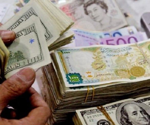 أسعار العملات والذهب مقابل الليرة السورية