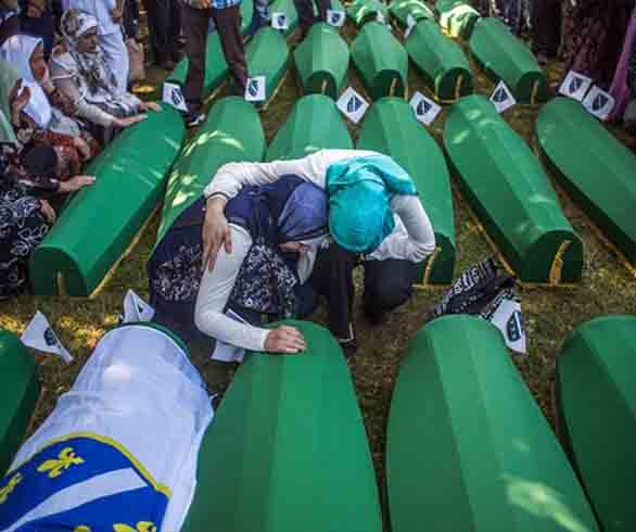 """محكمة هولندية: مسؤوليتنا """"محدودة جداً"""" عن مجزرة البوسنة"""