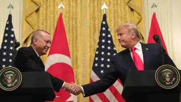 أبرز ما جاء في المؤتمر الصحفي المشترك بين أردوغان وترامب