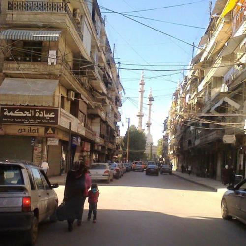 حلب - السليمانية (عوجة الجب)