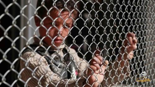 أوضاع إنسانية صعبة للنازحين داخل مخيم السد جنوبي الحسكة
